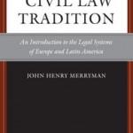 By John Henry Merryman and Rogelio Pérez-Perdomo.