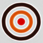 illustrated-archery-target